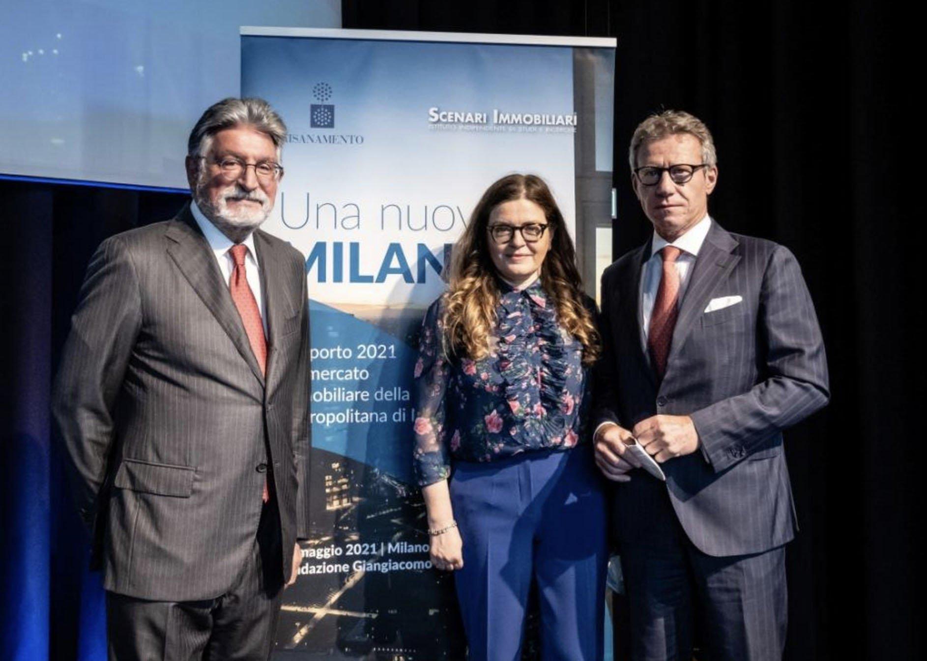 Nuovi centri di gravità permanente per la Milano post Covid