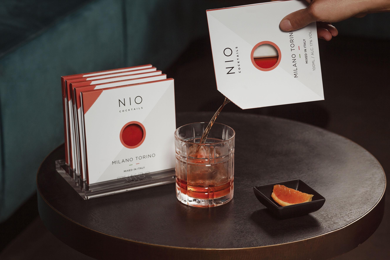 Nio Cocktails, il mixed in Italy alla conquista dell'estero