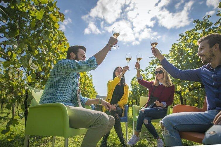 In Franciacorta, un'estate all'insegna di outdoor ed enogastronomia