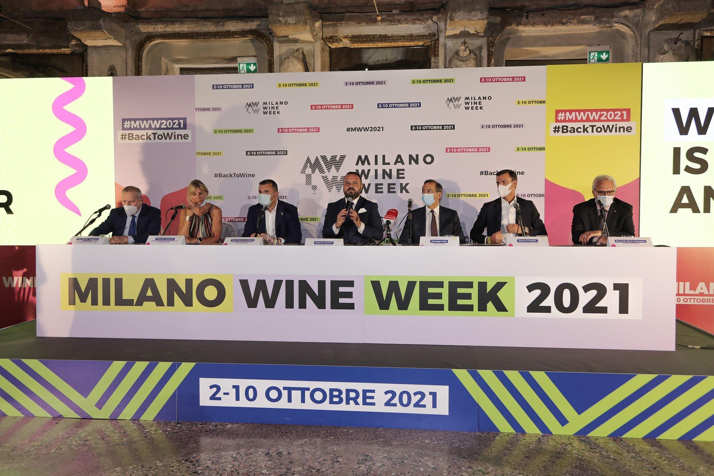 "Milano Wine Week 2021: parola d'ordine ""innovazione"""