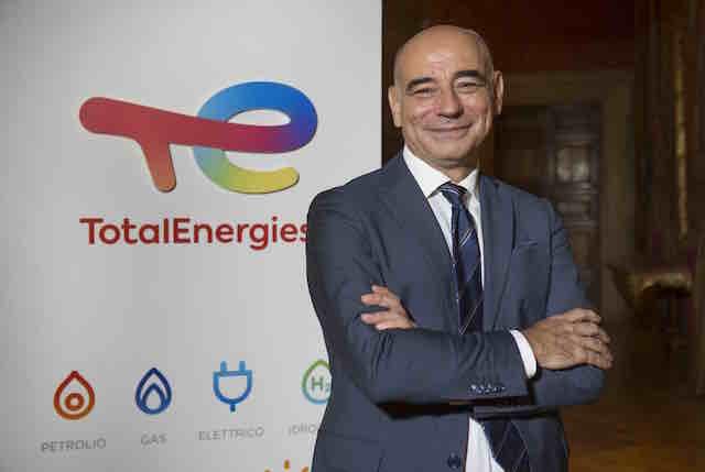 Marco Pannunzio è il nuovo amministratore delegato di TotalEnergies Marketing Italia Spa