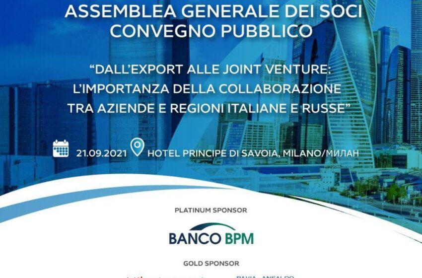 Innovazione e opportunità: il mondo del business italiano incontra quello russo