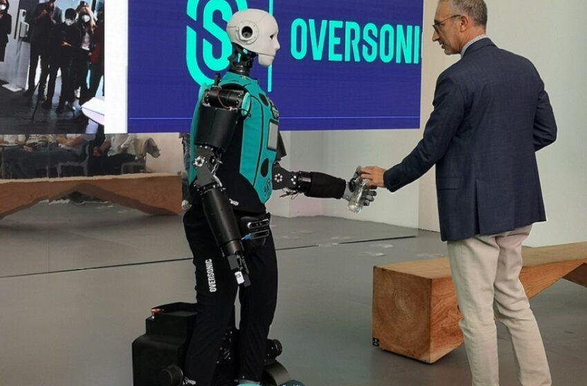 Dalla Brianza il robot umanoide cognitivo: impieghi in industria e sanità (ma non solo)