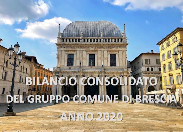 Presentato il bilancio consolidato del gruppo Comune di Brescia