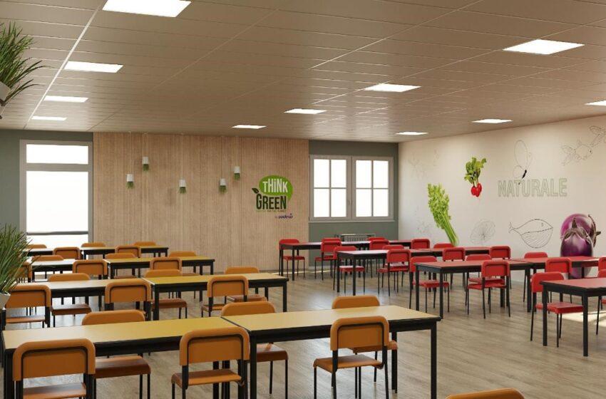 In 30 istituti avviati cambiamenti per passare da mensa a ristorante scolastico sostenibile