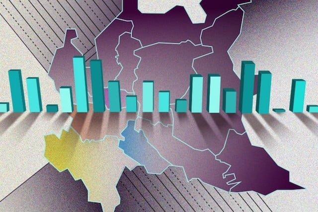 Crescono stime sul Pil lombardo per il 2021 (+6,4%) e nascite di nuove imprese