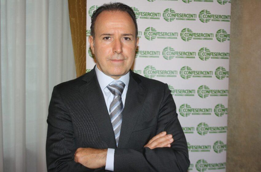 Confesercenti Lombardia, Rebecchi confermato presidente